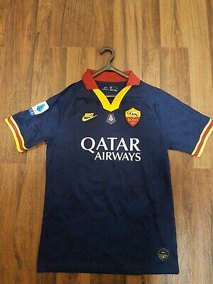AS Roma third 2019 2020 football shirt soccer jersey 22 zaniolo AT0034-493 S image