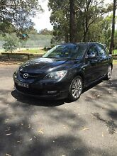 2006 Mazda 3 MPS Turbo 130,000kms 11 Mths Rego QUICK SALE Macquarie Links Campbelltown Area Preview