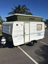 11ft Vintage/Retro - Poptop Caravan (Registered) Kidman Park Charles Sturt Area Preview