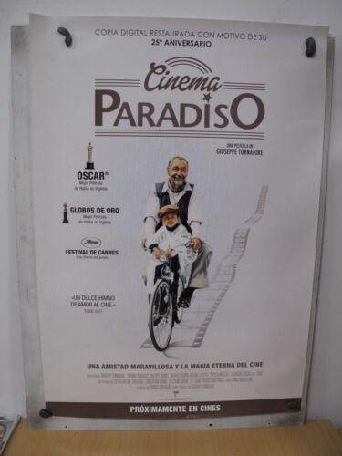 CINEMA PARADISO PHILIPPE NOIRET - JACQUES PERRIN - TORNATORE