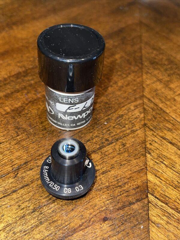 Newport F-L20 Laser Diode Objective Lens FL20