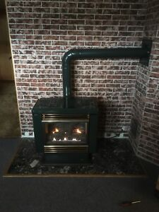 Mirage Gas Fireplace