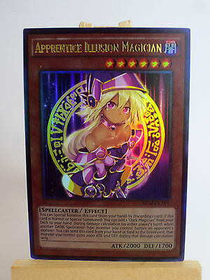 Proxy  Orica Custom Apprentice Illusion Magician Ultra Rare Alternate Art  2
