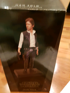 Han solo Limited edition statue Hornsby Hornsby Area Preview