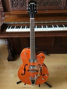 Gretsch G5120 orange