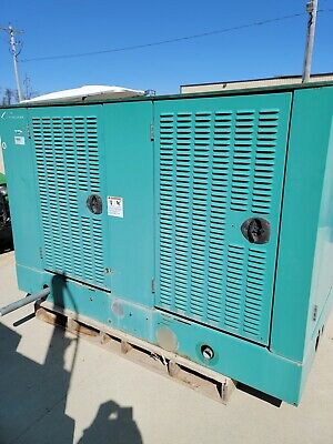 Cummins 47kw Backup Generator Lp Propane