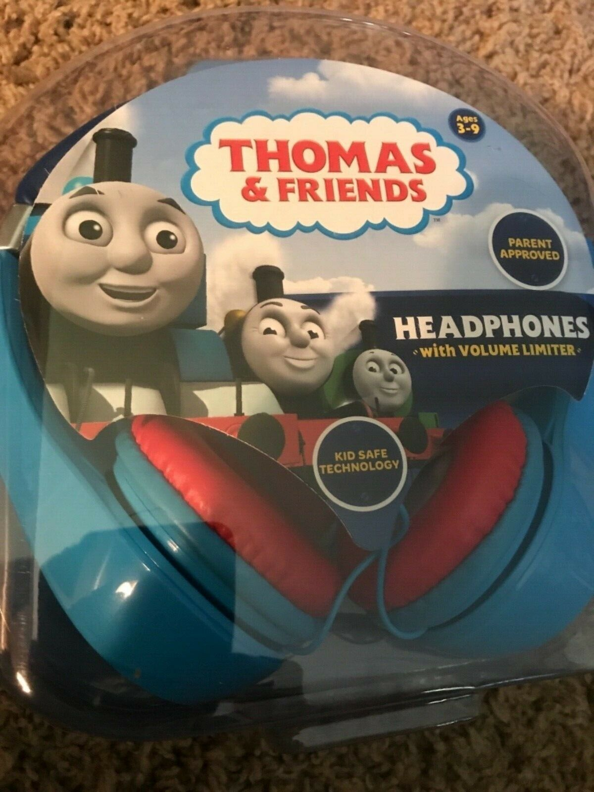 Thomas & Friends Kids Friendly Headphones