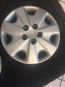 Honda Accord Hub caps
