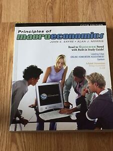 College business program textbooks