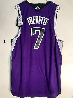 Adidas Swingman NBA Jersey Sacramento Kings Jimmer Fredette Purple sz 2X