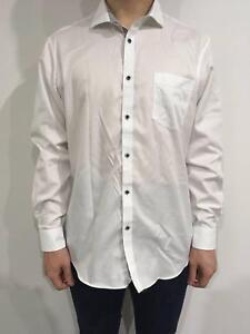 Luxury white stiff-collared shirt Belconnen Belconnen Area Preview