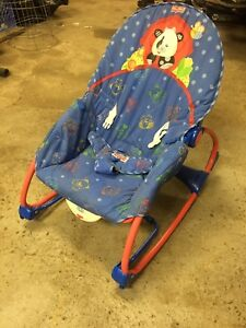 Fisher price Vibrating rocking chair for infants