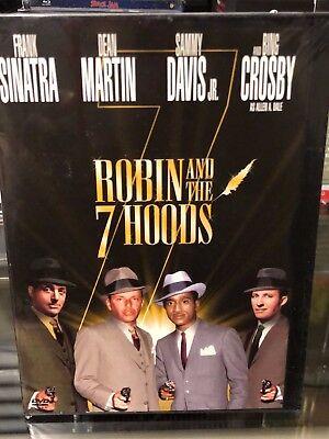 Robin and the Seven Hoods (DVD) Frank Sinatra, Dean Martin, Sammy Davis Jr, (Robin And The Seven Hoods Frank Sinatra)