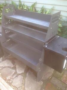 Steel tool box/shelf for a ute Pascoe Vale South Moreland Area Preview