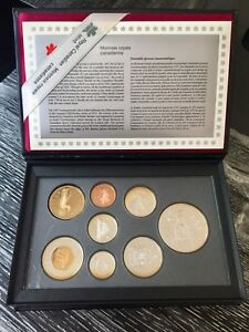 Royal Canadian Mint 1997 Proof Set of Cdn Coinage