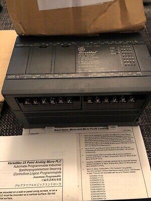 Ge Ic200ual005 Versamax Micro Controller