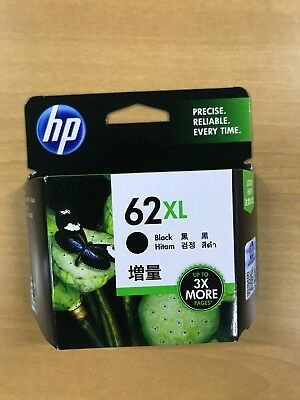 HP 62XL genuine ink cartridge black (increase) C2P05AA