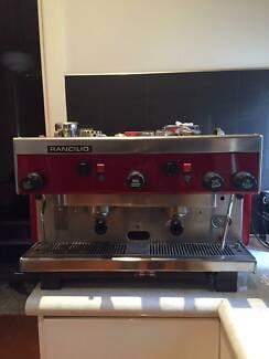 Rancilio commercial Retro coffee machine Greensborough Banyule Area Preview