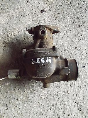 International 656 Ihc Tractor Engine Motor Carburetor Assembly