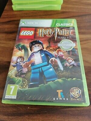 HARRY POTTER LEGO XBOX 360