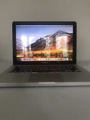 A1278 Apple MacBook Pro, Mid 2012 - i5 2.5GHz, 4GB, 320-500GB HDD, High Sierra