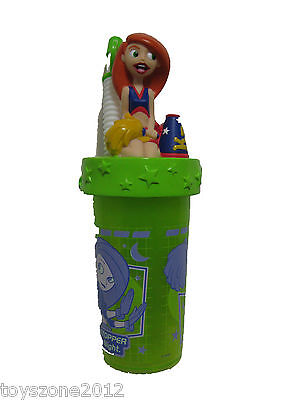 Kim Possible Half-Sculpted Tumbler Cup BRAND NEW