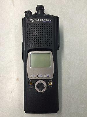 New Motorola Xts5000 Uhf1 380-470mhz Radio P25 Digital 9600bps Trunking 4 Algo
