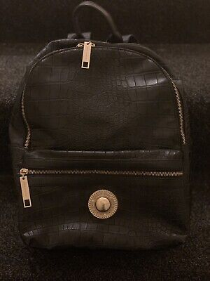Versace Jeans Large Croc Backpack