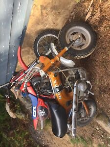 Honda Trail 70 For Sale