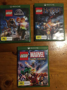 Lego games xbox one Mullaloo Joondalup Area Preview