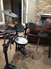 Roland TD4 Electronic Drum Kit Port Lincoln Port Lincoln Area Preview