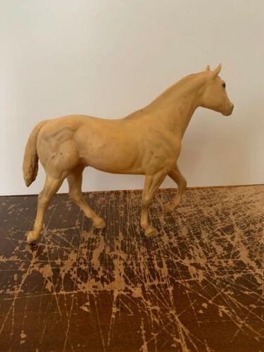 Vintage Breyer Hard Plastic Tan Horse