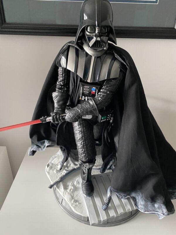 Star Wars Darth Vader Iron Studios 1/4 Scale Statue