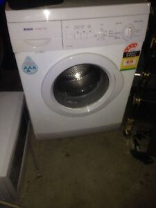 Bosch 6.5kg front load washing machine Springwood Logan Area Preview