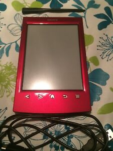 Tablette Sony Reader
