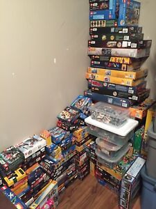 Huge lego collection, selling at 70% of retail, sealed in boxes