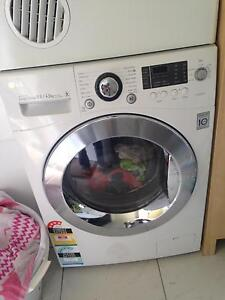 8.5 kg Front Loader Washing Machine-Can Deliver Ormeau Gold Coast North Preview