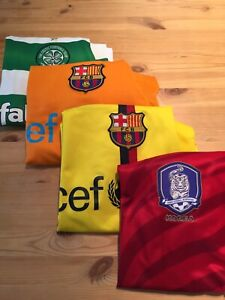 Soccer Jerseys - M and L