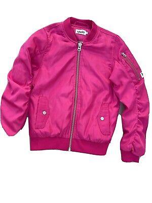 MOLO Girls Jacket Size 140 (?8-10?)