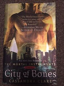 City of Bones (book 1 of The Moral Instruments series)