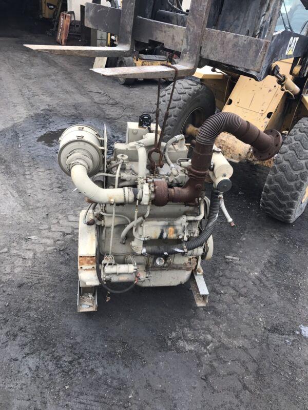 Cummins Nta495g1 Diesel Engine Industrial
