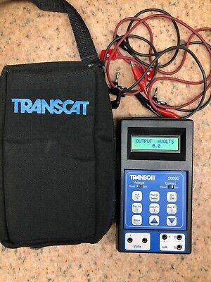 Transcat 5889e Calibrator