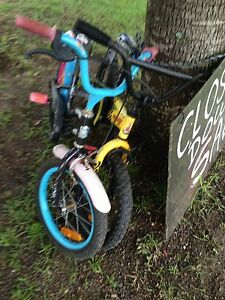 Two bikes for kids working good South Grafton Clarence Valley Preview