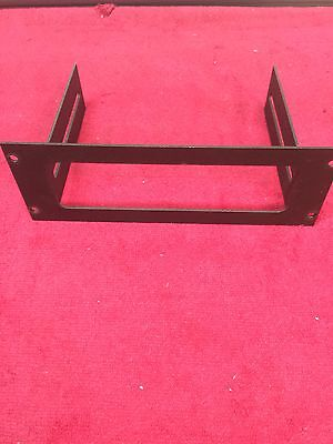 Jotto Desk Console Bracket For Federal Signal Pa300 Part 425-6076