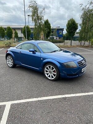 Audi TT 1.8 Automatic-Spares or Repair