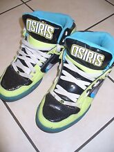 OSIRIS SHOES Coombabah Gold Coast North Preview