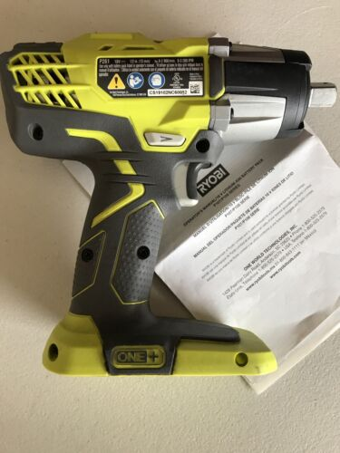 New Ryobi P261 3-Speed 18v Impact Wrench BRAND NEW! NOT IN RETAILERS PACKAGE