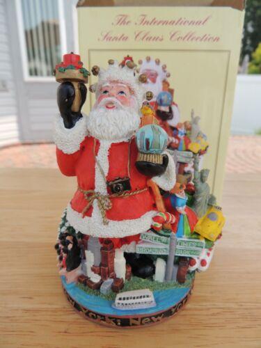 The International Santa Claus Collection - New York City - #SC109 - 2008 - box