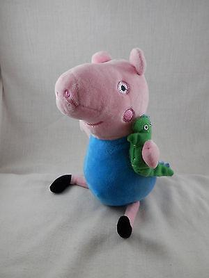Peppa Pig Cup (Peppa Pig George & dinosaur plush 9