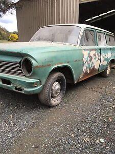1964 eh Holden wagon . Not ford hsv falcon 4x4 Ballarat Central Ballarat City Preview